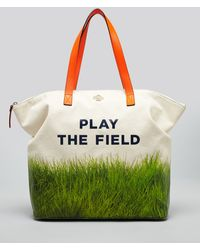 Kate Spade Tote Call To Action Terry - Lyst