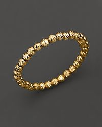 Lana Jewelry Lana Olivia 14k Yellow Gold Stackable Ring - Lyst