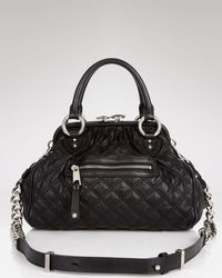 Marc Jacobs Shoulder Bag Quilted Mini Stam - Lyst