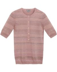 Mulberry Sparkly Top pink - Lyst