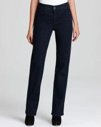 Nydj Marilyn Straight Leg Jeans - Lyst