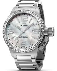 TW Steel - Canteen Watch, 40mm - Lyst