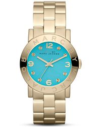 Marc By Marc Jacobs Amy Watch 365mm - Metallic