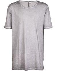 Silent - Damir Doma - Thujades Basic Tshirt - Lyst