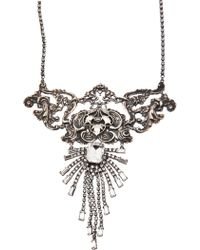 Tom Binns - Vintage Filigree Necklace - Lyst