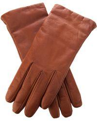P.A.R.O.S.H. - Calf Leather Glove - Lyst