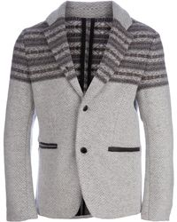 Side Slope - Knitted Jacket - Lyst