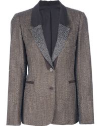 Christophe Lemaire - Two Button Blazer - Lyst