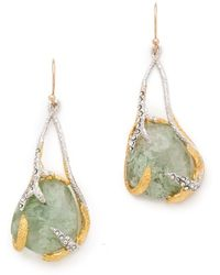 Alexis Bittar Mauritius Suspended Earrings - Lyst