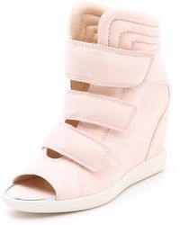Boutique 9 - Nerine Wedge Sneakers - Lyst