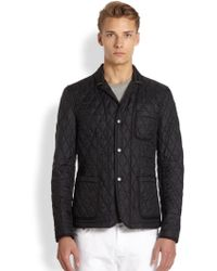 Burberry Brit Howe Quilted Jacket - Lyst