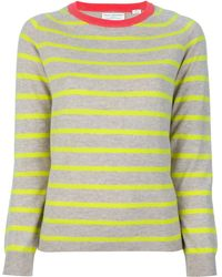 Chinti & Parker - Striped Jumper - Lyst