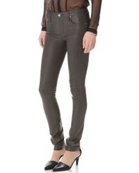 Helmut - Gloss Wash Skinny Jeans - Lyst