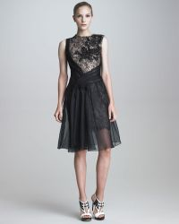 Jason Wu Dresses On Sale Jason Wu Lace Organza Cocktail