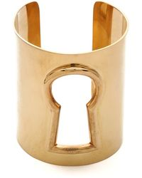 Kelly Wearstler - Single Keyhole Cuff - Lyst