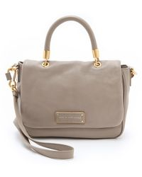 Marc By Marc Jacobs Too Hot To Handle Small Top Handle Bag - Lyst