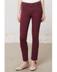 Pilcro Stet Slim Ankle Jeans - Lyst