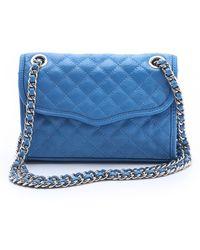 Rebecca Minkoff Quilt Mini Affair Bag - Lyst