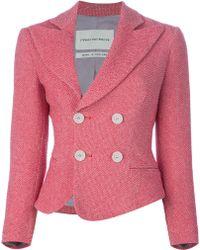 Twenty8Twelve - Cotton Blazer Jacket - Lyst