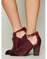Jeffrey Campbell Disband Ankle Boot - Lyst