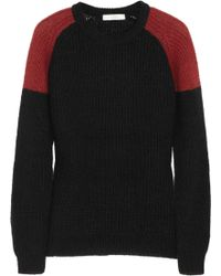 IRO Piper Knitted Sweater - Lyst