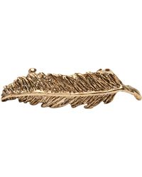 Pluie - Feather Hair Clip - Lyst