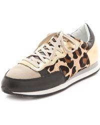 Pour La Victoire - Alice Haircalf Sneakers - Lyst