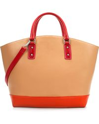 Zara Shopper Basket Bag - Lyst