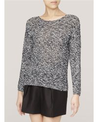 Alice + Olivia Gloria Knitted Pullover - Lyst