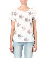 All Things Fabulous - Printed Tshirt - Lyst