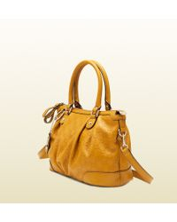 Gucci | Sukey Guccissima Leather Top Handle Bag | Lyst