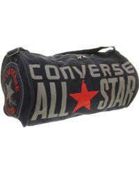 Converse - Canyon Duffel Athletic Navy Phaeton Grey - Lyst