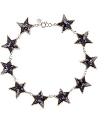 Marc By Marc Jacobs Twinkle Star Necklace - Lyst