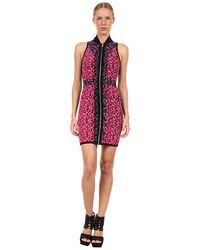 McQ by Alexander McQueen Camo Dress - Lyst