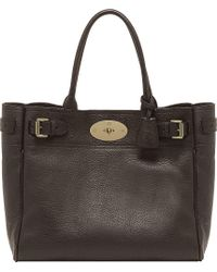 Mulberry Bayswater Tote - For Women - Lyst