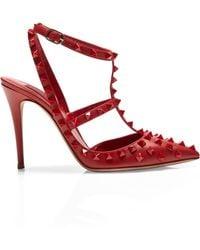 Valentino Rouge Slingback - Lyst