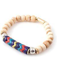 Vanessa Mooney Fawn Bracelet - Lyst