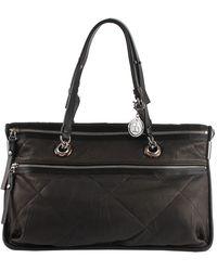 Lanvin - Amalia Double Carry Bag - Lyst
