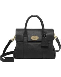Mulberry Small Bayswater Satchel - Lyst