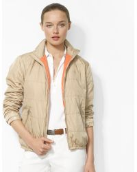 Ralph Lauren Golf - Performance Taffeta Jacket - Lyst
