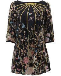 Thakoon - Bird Print Tunic Blouse - Lyst