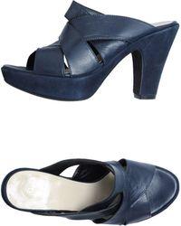 G.p. Per Noy Bologna Sandals - Lyst