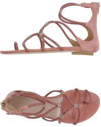 Martin Clay - Sandals - Lyst