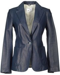 MSP | Leather Outerwear | Lyst