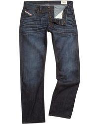 Diesel Larkee 73n Straight Fit Jeans - Lyst