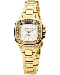 Dyrberg/Kern - Liberty Gold and White Ladies Watch - Lyst