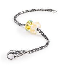 Trollbeads - Butterscotch Dream Debut Bracelet - Lyst