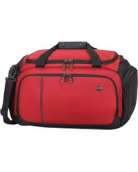 Victorinox - Wt Large Cargo Duffel Red - Lyst