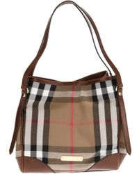 Burberry Brit - Canterbury Tote - Lyst