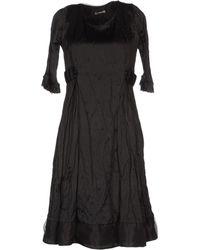 Easton Pearson Kneelength Dress - Lyst